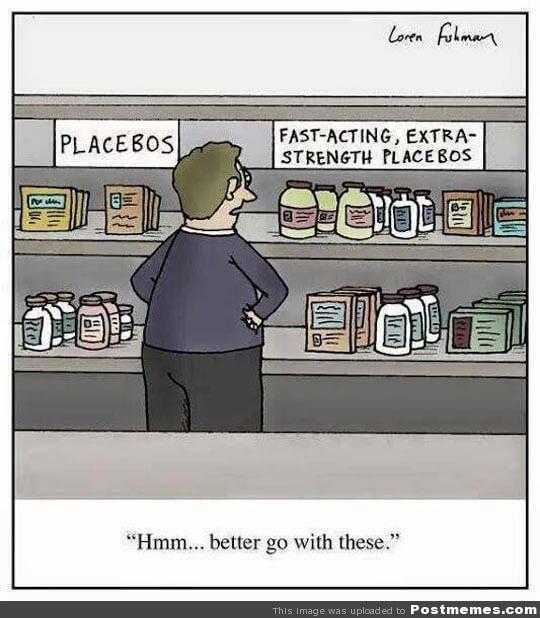 Placebo Effekt Psychologie