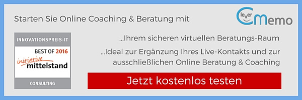 clevermemo.com - Die sichere Online Coaching Software style=