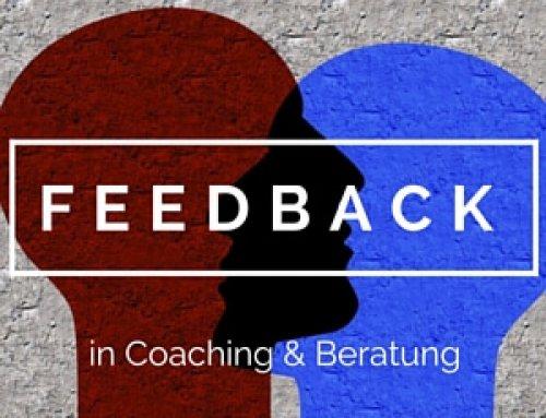 Studien zeigen, welch elementare Rolle Feedback in Coaching und Beratung spielt