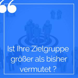 Coaching Zielgruppe Nische