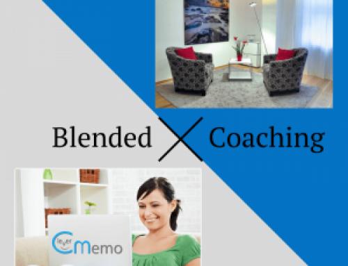 """4 erfolgsentscheidende Lücken, die """"online"""" zum klassischen Coaching schliesst (Blended Coaching)"""