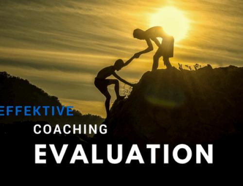 Coaching Evaluation –  Fortwährende Erfolgskontrolle in zwei einfachen Schritten