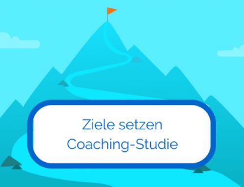 Ziele setzen und erreichen – Diese Coaching Studie überrascht Sie garantiert