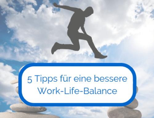 5 Tipps für eine bessere Work-Life Balance // Coaching Guide