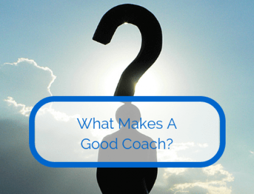 What Makes A Good Coach? A Shift In Perspective On The Coaching Process