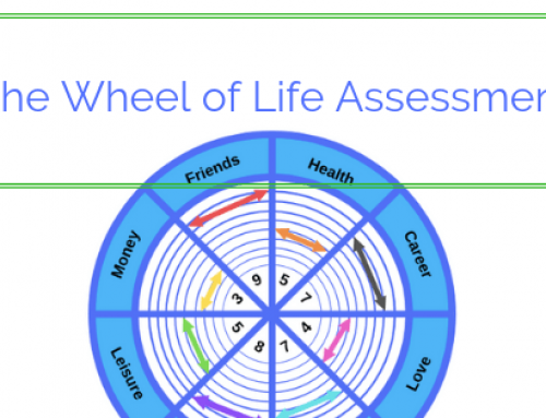 The Balance Of Life Wheel Assessment In Coaching