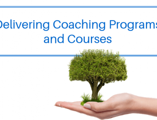 How to Successfully Deliver Coaching Programs and Coaching Courses