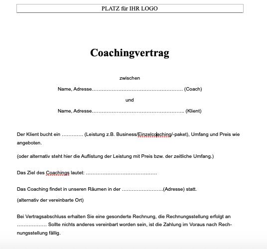 Das Ultimative Coaching Business Starterpaket