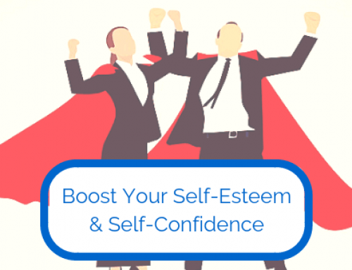 How to build and boost your self-esteem and self-confidence (Exercises and worksheets included)