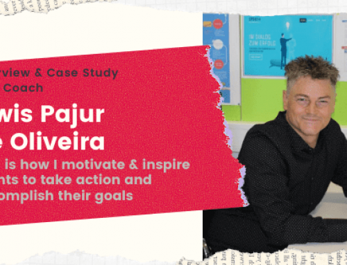 "Case Study with Coach Elwis Pajur de Oliveira ""How to get clients to take real action"""