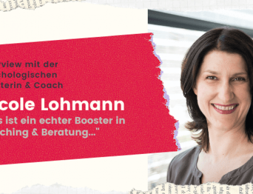Die psychologische Beraterin und Coach Nicole Lohmann gewährt Einblick in Ihre Arbeit (Interview)