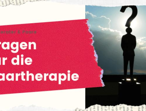 57 Paartherapie Fragen – Für die Paarberatung und systemische Paartherapie